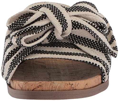 Circus by Sam Edelman Ninette Damen Black/Ivory Seafarer Canvas