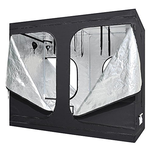 96x48x78 Reflective Hydroponic Window Indoor