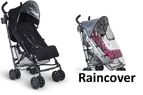 Uppa Baby 2015 G-Luxe Stroller With Rain Cover (Jake)