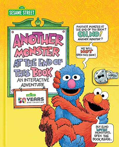Sesame Street: Another Monster at the End of This Book: An Interactive Adventure]()