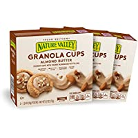 3-Pack of 5-Count Nature Valley Peak Edition Almond Butter Granola Cups