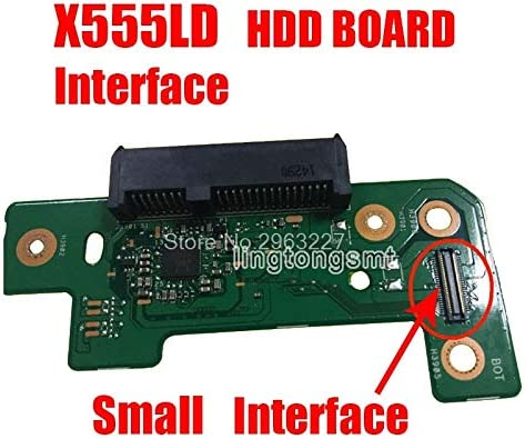 Cable Length: Length, Color: USB ShineBear for ASUS X555LD K555L A555L X555LJ R556L X555LB X555LP F555L X555LN Interface and HDD Hard Drive Board and IO USB Audio
