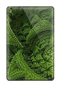 Premium [qOgZZSh1306NHWky]green Triangles Case For Ipad Mini/mini 2- Eco-friendly Packaging