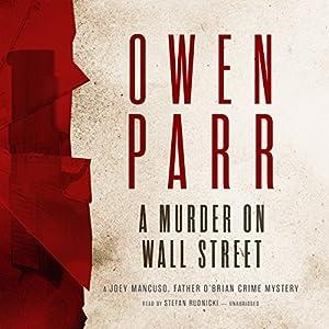 A Murder on Wall Street Audiobook