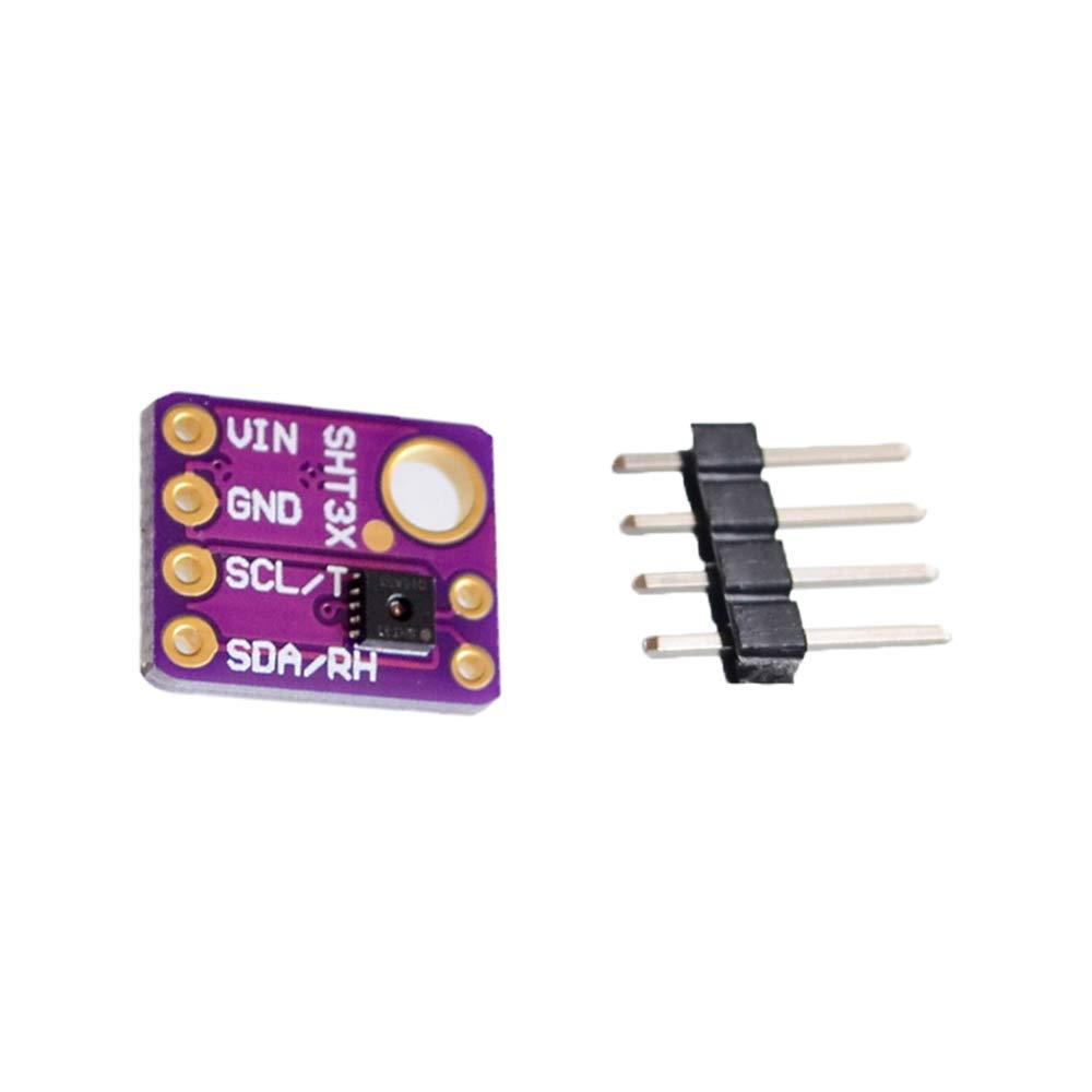 Ximimark 1Pcs SHT31 SHT31-D Temperature Humidity Sensor Module Breakout Weather for Arduino