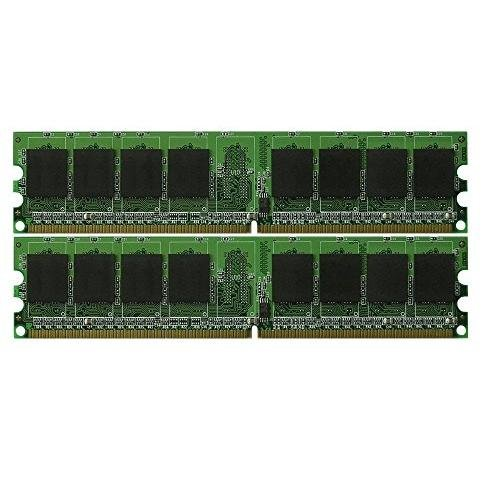 (NEW! 4GB (2x2GB) DDR2-800 Desktop Memory PC2-6400 RAM)