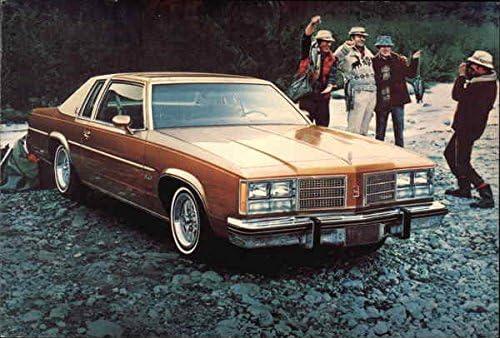 1978 Delta 88 Royale Oldsmobile Cars Original Vintage Postcard