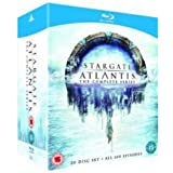Stargate Atlantis-The Complete Series [Blu-ray]