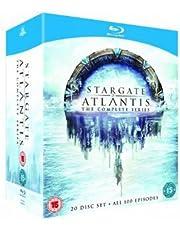 Stargate Atlantis - Complete Season 1-5