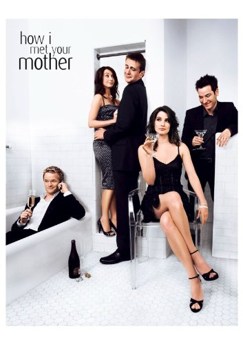 11x17 Poster Print How I Met Your Mother Cast