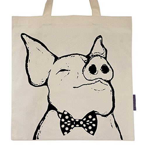 Nathans Snack - Nathan the Pig Tote Bag