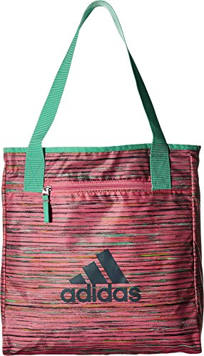 adidas Studio Ii Tote, Green, One Size
