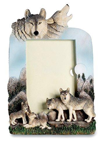 Photo Frame Wolf - Katerina Prestige-Wolf Pack Photo Frame, mo0249