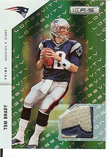 Football NFL 2011 Rookies and Stars Longevity Holofoil #90 Tom Brady /99 Patriots … by Rookies & Stars