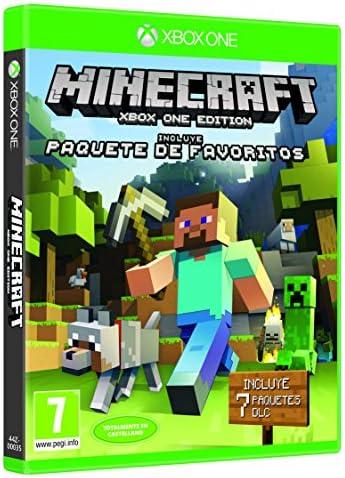 Minecraft - Edición Pack De Favoritos, Xbox One, Disco, Versión 30: Amazon.es: Videojuegos