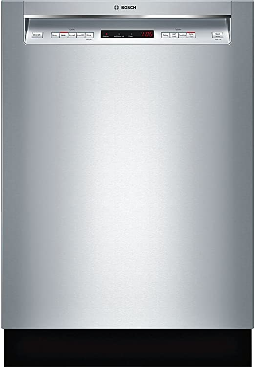 "Amazon.com: Lavaplatos Bosch SHEM63W55N 24"" serie 300 ..."