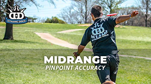 Dynamic Discs Four Disc Prime Burst Disc Golf Starter Set - Driver, Midrange, Putter by D·D DYNAMIC DISCS (Image #3)