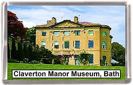 MUSEO americano claverton manor de baño diseño de imán para nevera ...