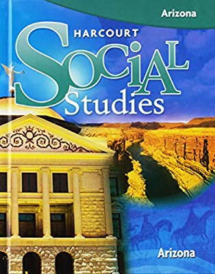 Harcourt Social Studies Student Edition Grade 4 Arizona