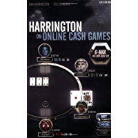 Harrington on Online Cash Games; 6-Max No-Limit Hold 'em (English Edition)