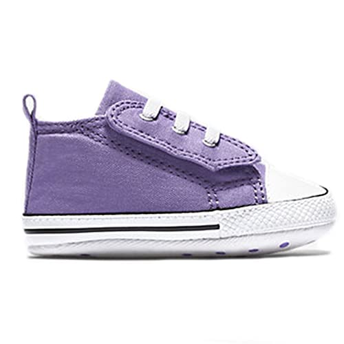 949f1249f73d0c Converse Chuck Taylor All Star First Star Easy Slip Crib Shoes ...