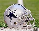 Dallas Cowboys 8x10 Helmet Photo, Picture