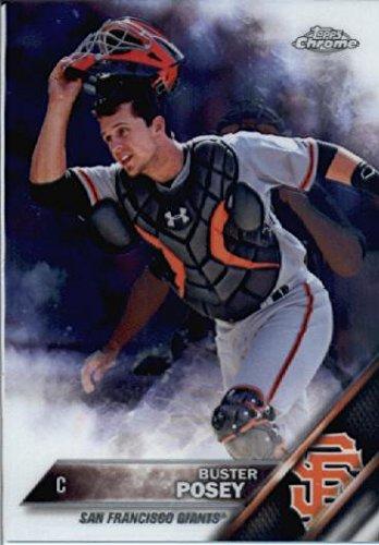 Topps Chrome Francisco Baseball Card