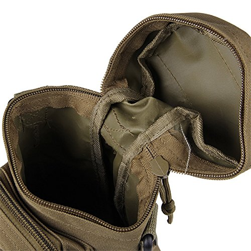 Review LOVOUS Military MOLLE Tactical