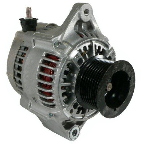 DB Electrical AND0435 New Alternator For 8.1 8.1L 12.5L 12.5 John Deere Marine Engine 6081AFM01, 6125AFM01 ND102211-1180 102211-1180 4-1078XMP 400-52096 RE500227 12474N by DB Electrical