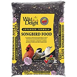 Wild Delight 377080 Advanced Formula Songbird Food, 8 Pounds