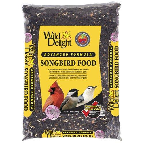 Wild Delight Songbird Food, 8 (Millet Bird Feed)