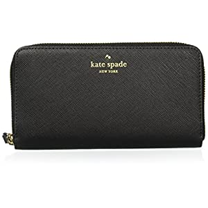 kate spade new york Wallet Case for Universal/Smartphones - Saffiano Black