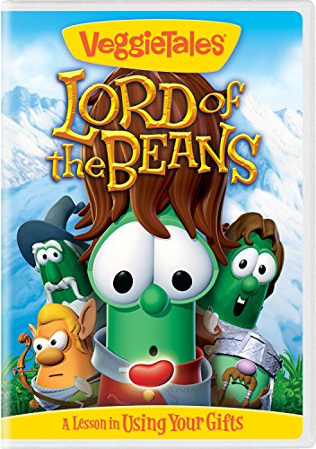 Halloween Veggie Ideas (Veggie Tales: Lord of the Beans, A Lesson in Using Your)