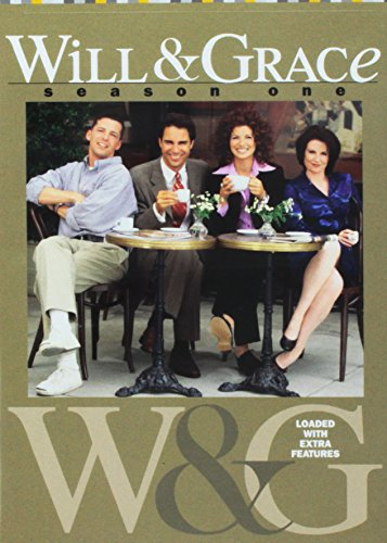 Will & Grace Seasons 1-8 Bundle Pack by Lions Gate