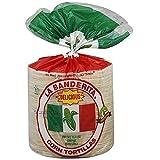 La Banderita Tortilla Corn Wht 80ct