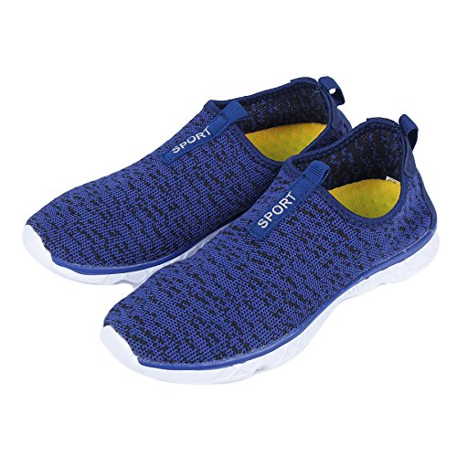KEALUX Walking Sport Women Dry Barefoot Lightweight amp;blue Water Men Water Black Shoes Quick Sneaker Shoes rCawrqX