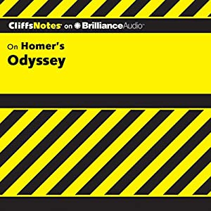 Odyssey: CliffsNotes Audiobook