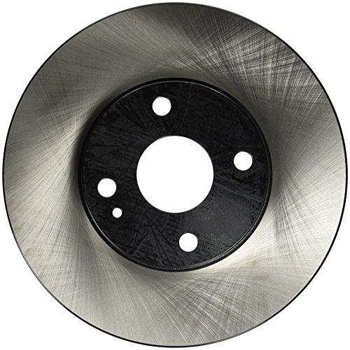 Brake Replacement Miata - Centric Parts 120.45050 Premium Brake Rotor with E-Coating