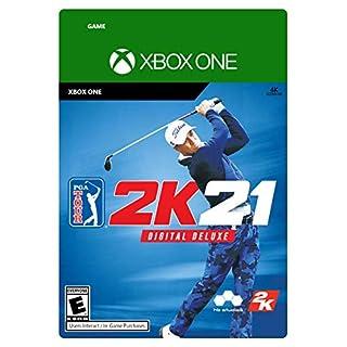 PGA Tour 2K21 Digital Deluxe - Xbox One [Digital Code]