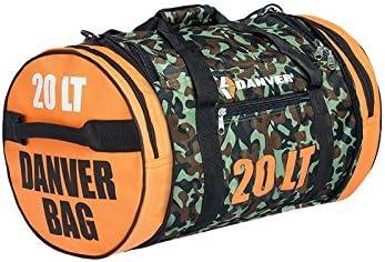Danver Power Camouflage Sac de Sport Camouflage