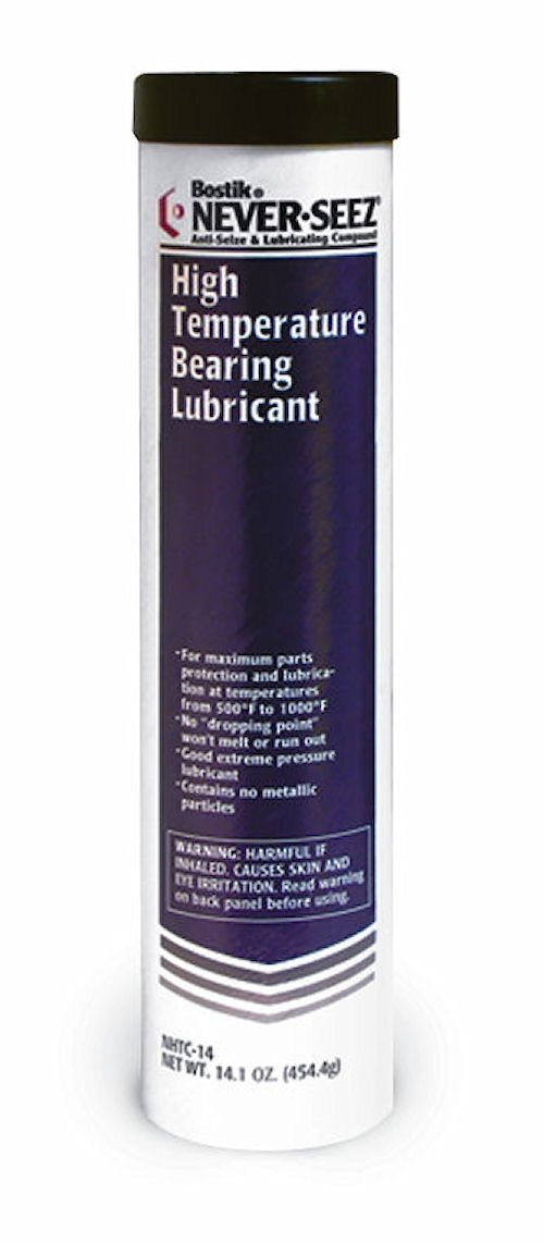 SEPTLS535NHTC14 - Never-seez High Temperature Bearing Lubricants - NHTC-14 by Bostik