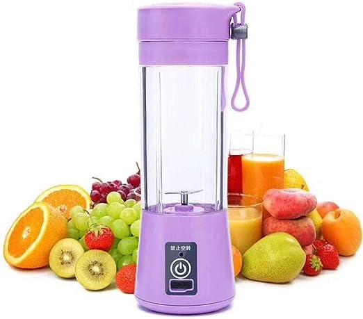 Juicer portable, mezclador de la fruta del hogar, conducto del ...