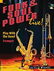 Funk & Soul Power: Play With the Band Trumpet