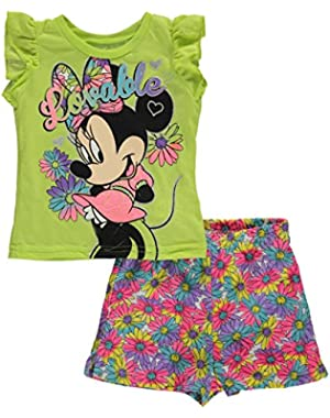 Minnie Mouse Little Girls' Toddler