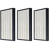 HEPA Filter Replacement Compatible With Coway Air Purifier AP-1012GH, 3 Filters