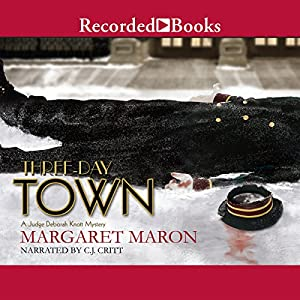 Three-Day Town Audiobook