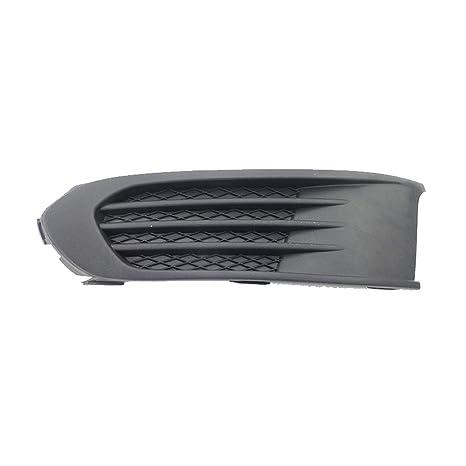 1pcs conductor lado lh niebla lámpara luz bisel embellecedor de cubierta para Volkswagen Polo Sedán Vento