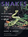 img - for Snakes: The Evolution of Mystery in Nature book / textbook / text book