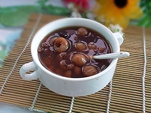 4 Pound (1816 grams) Dried Longan fruit pulp Grade A from Guangdong (广东桂圆肉干) by JOHNLEEMUSHROOM RESELLER (Image #4)