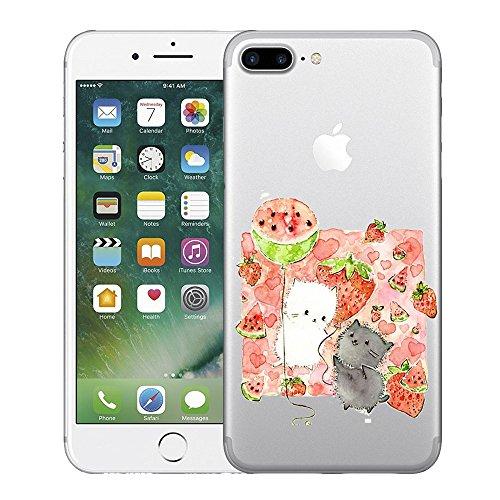 Vanki®Ultra Delgado TPU superiores estuche blando transparente cristalina clara para Apple IPhone 6/6s 2